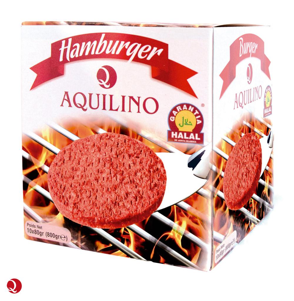 hamburguesa halal vacuno